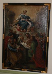 Gemälde restaurieren
