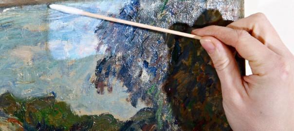 Gut bekannt Kunstkonservierung | Restaurierung Gemälde und Skulptur PY91